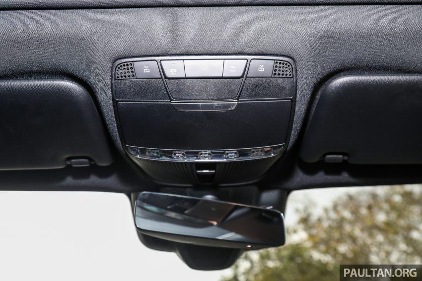 试驾:Mercedes-Benz CLS 450 与 Mercedes-AMG CLS 53,动力澎湃不失舒适,极致奢华与精致的四门豪华跑房 Image #88481