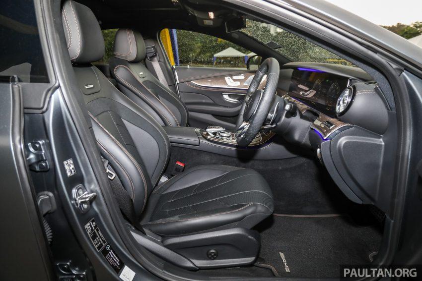 试驾:Mercedes-Benz CLS 450 与 Mercedes-AMG CLS 53,动力澎湃不失舒适,极致奢华与精致的四门豪华跑房 Image #88486