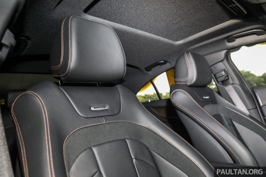 试驾:Mercedes-Benz CLS 450 与 Mercedes-AMG CLS 53,动力澎湃不失舒适,极致奢华与精致的四门豪华跑房 Image #88488