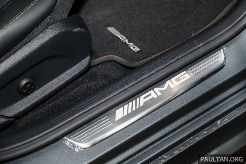 试驾:Mercedes-Benz CLS 450 与 Mercedes-AMG CLS 53,动力澎湃不失舒适,极致奢华与精致的四门豪华跑房 Image #88489