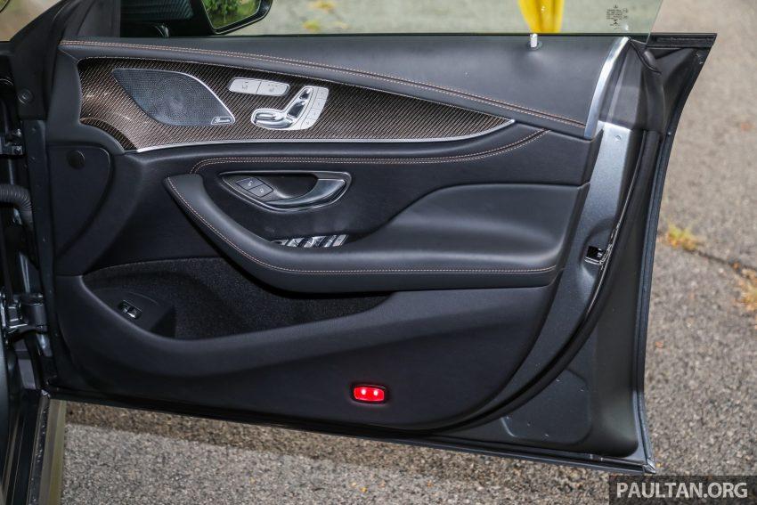 试驾:Mercedes-Benz CLS 450 与 Mercedes-AMG CLS 53,动力澎湃不失舒适,极致奢华与精致的四门豪华跑房 Image #88490
