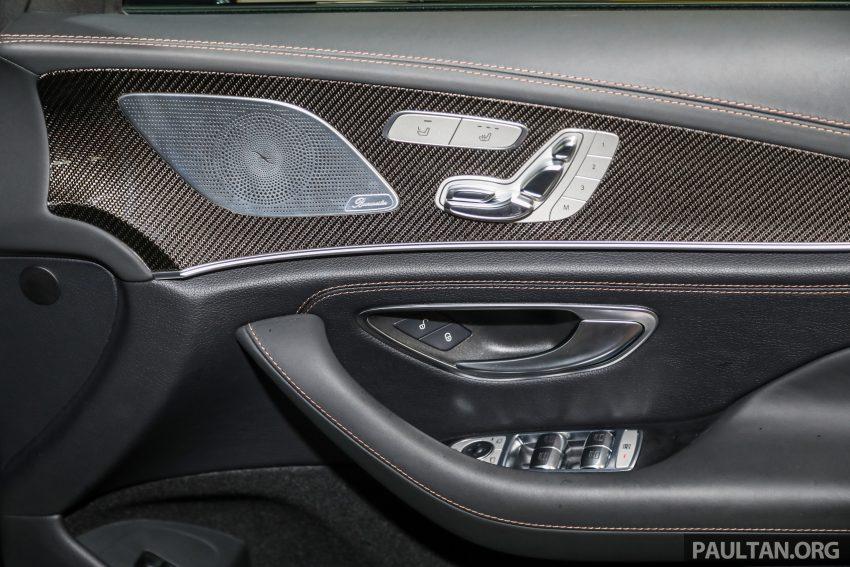 试驾:Mercedes-Benz CLS 450 与 Mercedes-AMG CLS 53,动力澎湃不失舒适,极致奢华与精致的四门豪华跑房 Image #88491