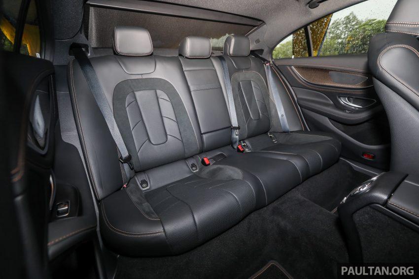 试驾:Mercedes-Benz CLS 450 与 Mercedes-AMG CLS 53,动力澎湃不失舒适,极致奢华与精致的四门豪华跑房 Image #88493