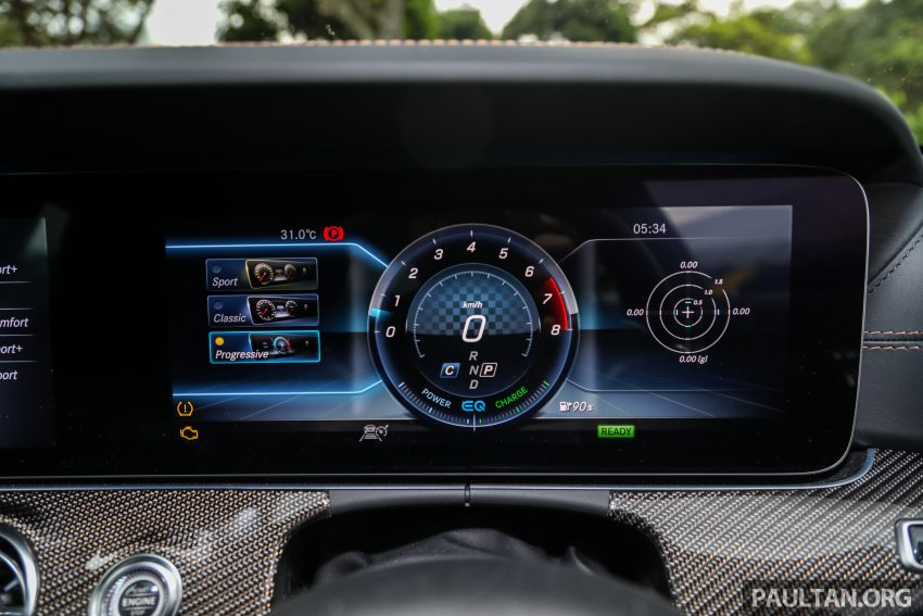 试驾:Mercedes-Benz CLS 450 与 Mercedes-AMG CLS 53,动力澎湃不失舒适,极致奢华与精致的四门豪华跑房 Image #88464