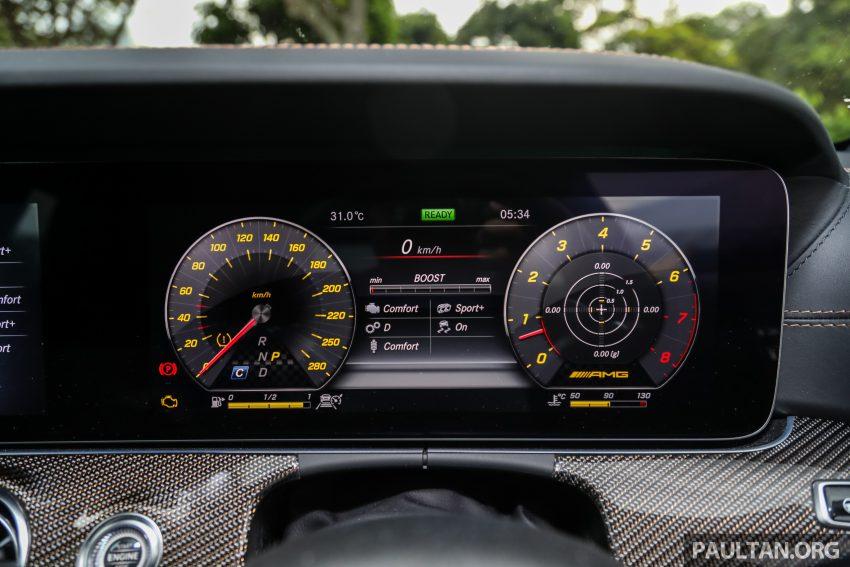 试驾:Mercedes-Benz CLS 450 与 Mercedes-AMG CLS 53,动力澎湃不失舒适,极致奢华与精致的四门豪华跑房 Image #88465