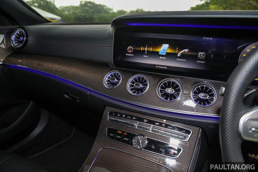 试驾:Mercedes-Benz CLS 450 与 Mercedes-AMG CLS 53,动力澎湃不失舒适,极致奢华与精致的四门豪华跑房 Image #88467