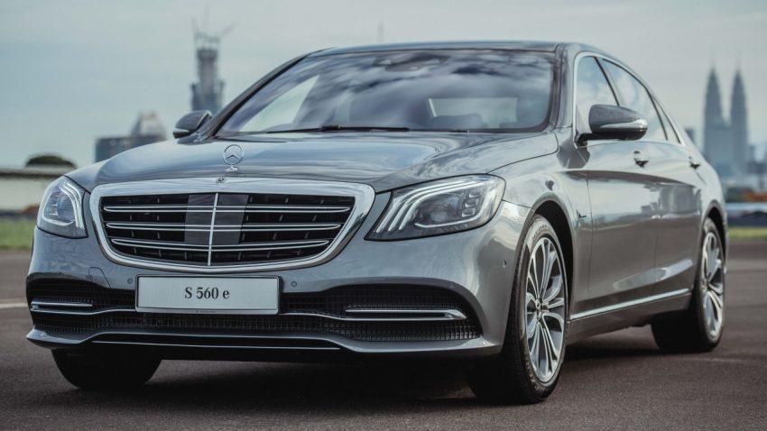全新 Mercedes-Benz S560e 本地上市,售价RM658,888 Image #97816
