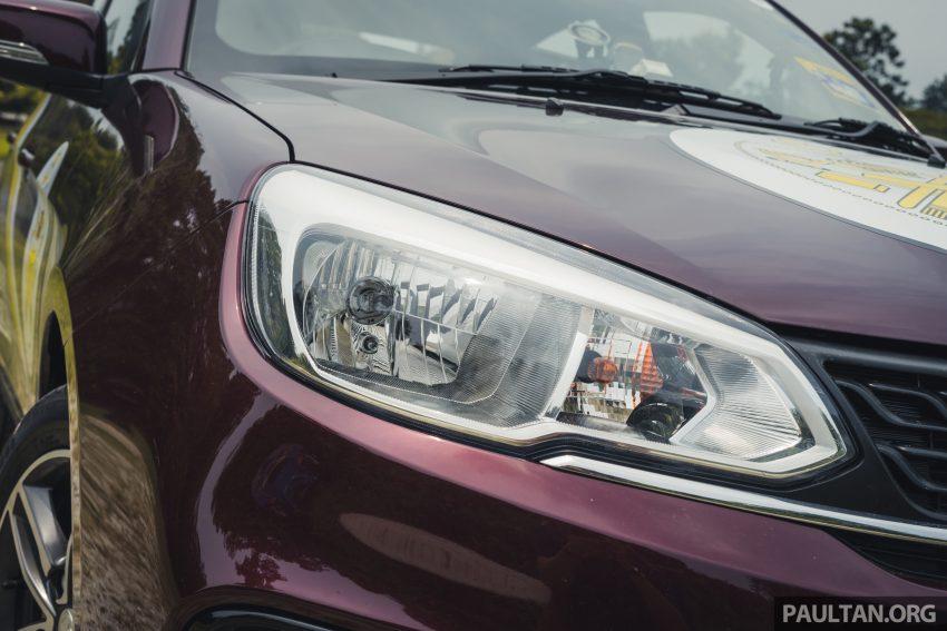 新车试驾:2019 Proton Saga 小改款,终于抓对了重点 Image #103149