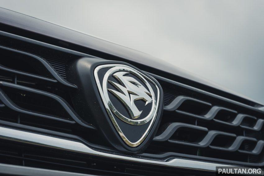 新车试驾:2019 Proton Saga 小改款,终于抓对了重点 Image #103152