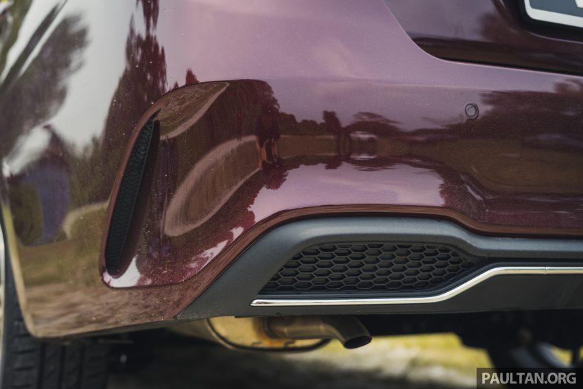新车试驾:2019 Proton Saga 小改款,终于抓对了重点 Image #103160