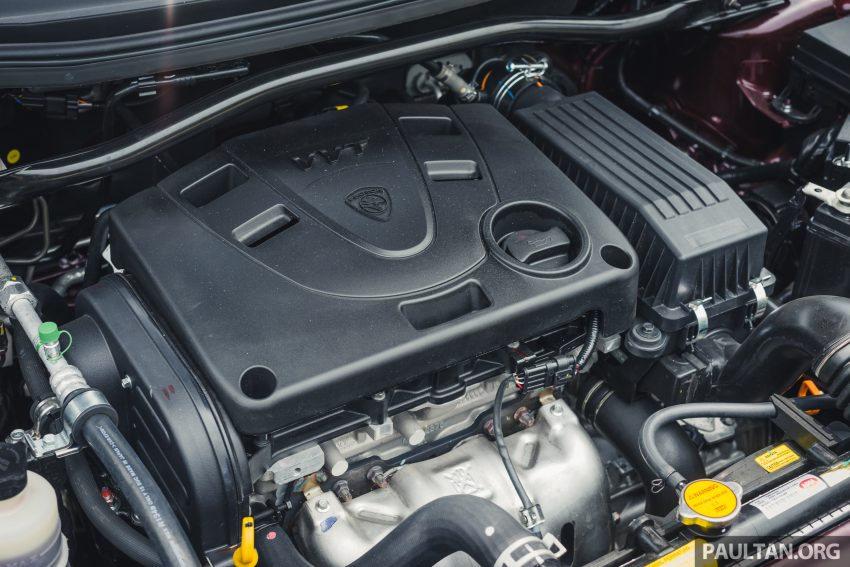 新车试驾:2019 Proton Saga 小改款,终于抓对了重点 Image #103164
