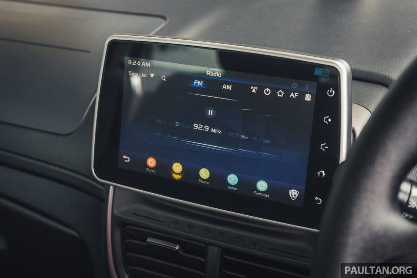 新车试驾:2019 Proton Saga 小改款,终于抓对了重点 Image #103172