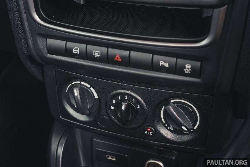 新车试驾:2019 Proton Saga 小改款,终于抓对了重点 Image #103173