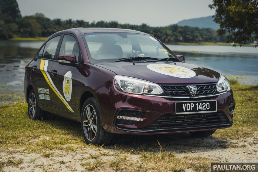 新车试驾:2019 Proton Saga 小改款,终于抓对了重点 Image #103139