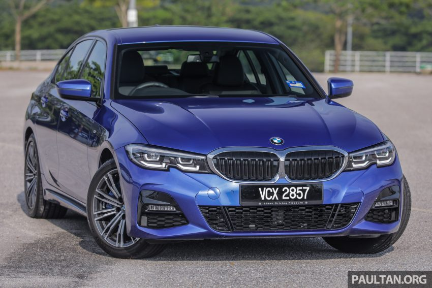 新车试驾:G20 BMW 330i M Sport,操控驾驶迷的首选! Image #104532