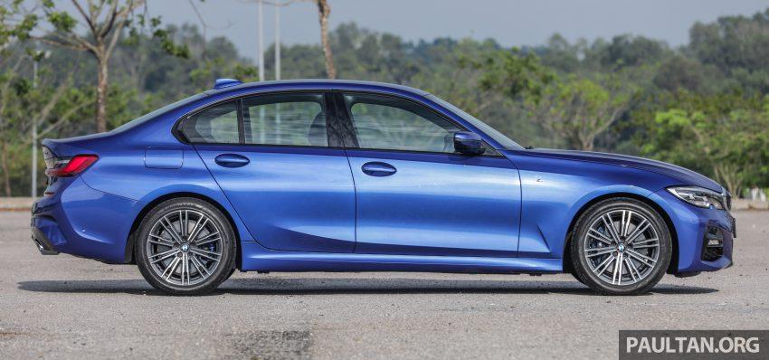 新车试驾:G20 BMW 330i M Sport,操控驾驶迷的首选! Image #104541