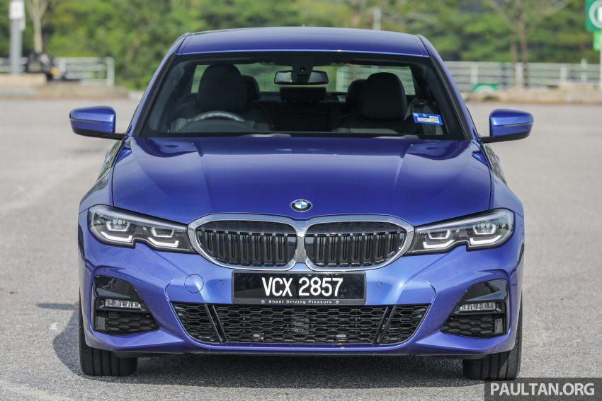 新车试驾:G20 BMW 330i M Sport,操控驾驶迷的首选! Image #104542