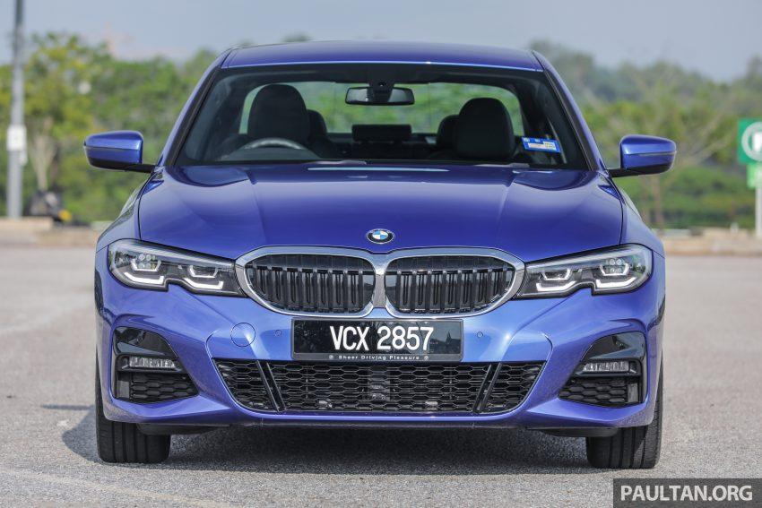 新车试驾:G20 BMW 330i M Sport,操控驾驶迷的首选! Image #104543