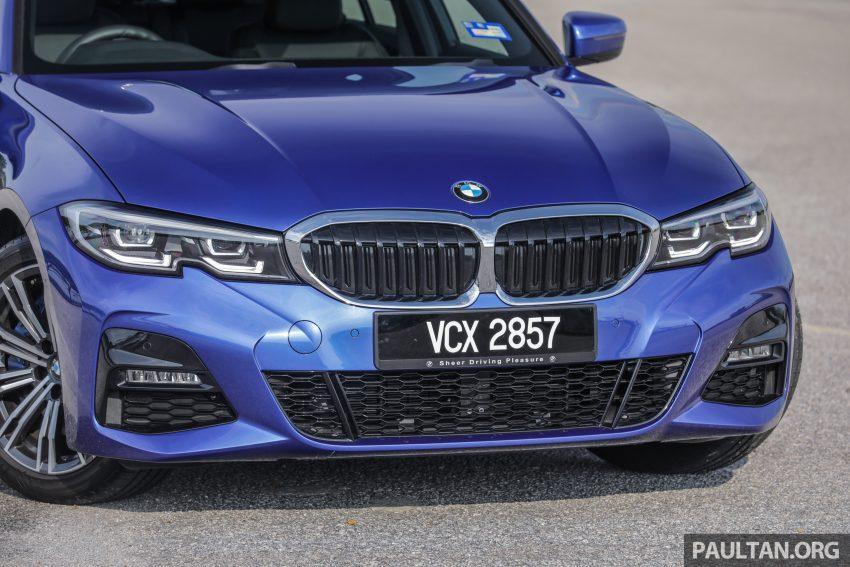 新车试驾:G20 BMW 330i M Sport,操控驾驶迷的首选! Image #104546