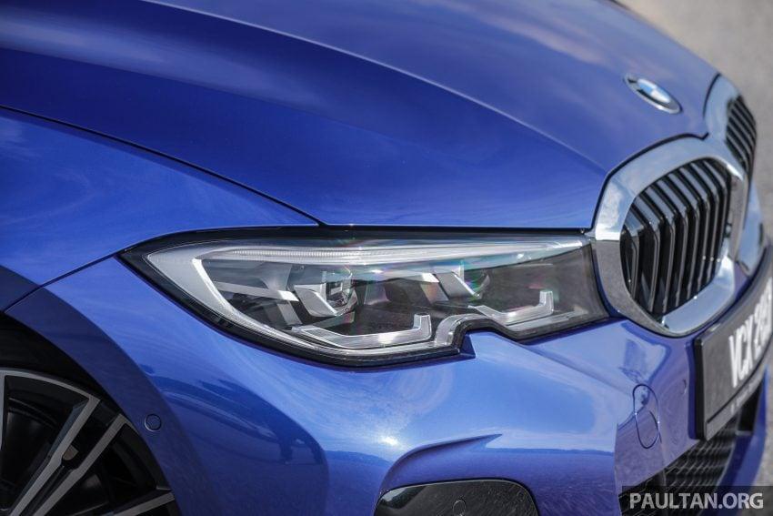 新车试驾:G20 BMW 330i M Sport,操控驾驶迷的首选! Image #104548