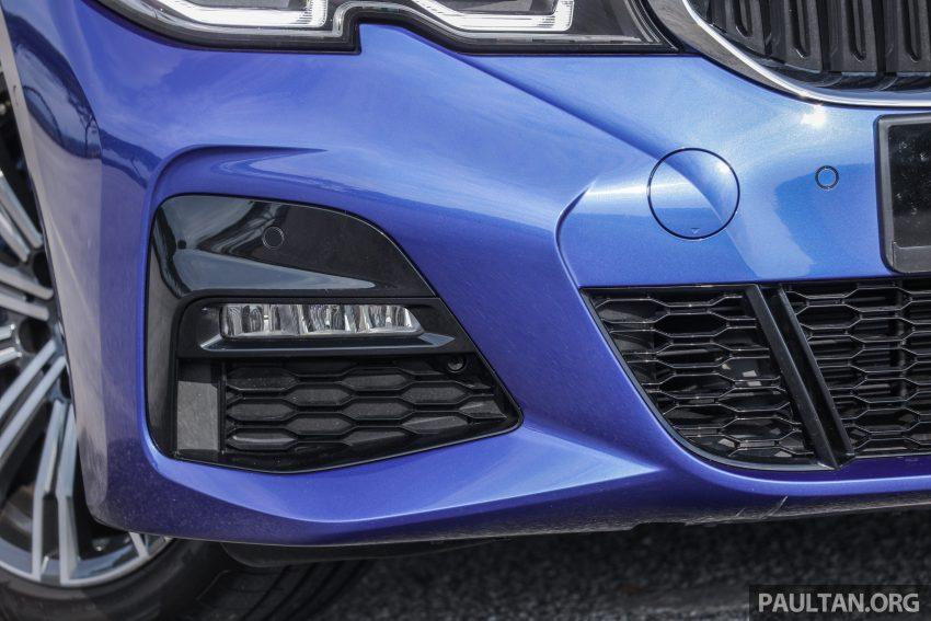 新车试驾:G20 BMW 330i M Sport,操控驾驶迷的首选! Image #104549