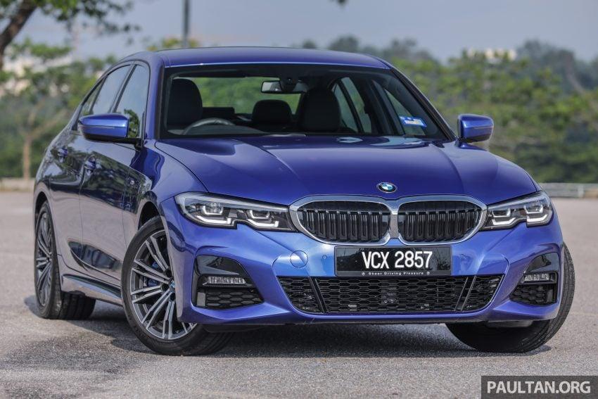 新车试驾:G20 BMW 330i M Sport,操控驾驶迷的首选! Image #104533