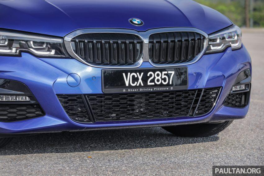 新车试驾:G20 BMW 330i M Sport,操控驾驶迷的首选! Image #104551