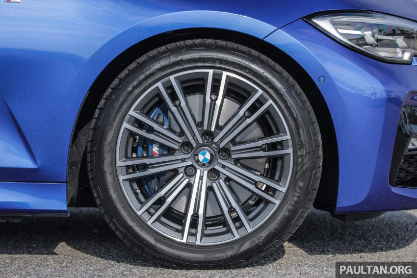 新车试驾:G20 BMW 330i M Sport,操控驾驶迷的首选! Image #104552