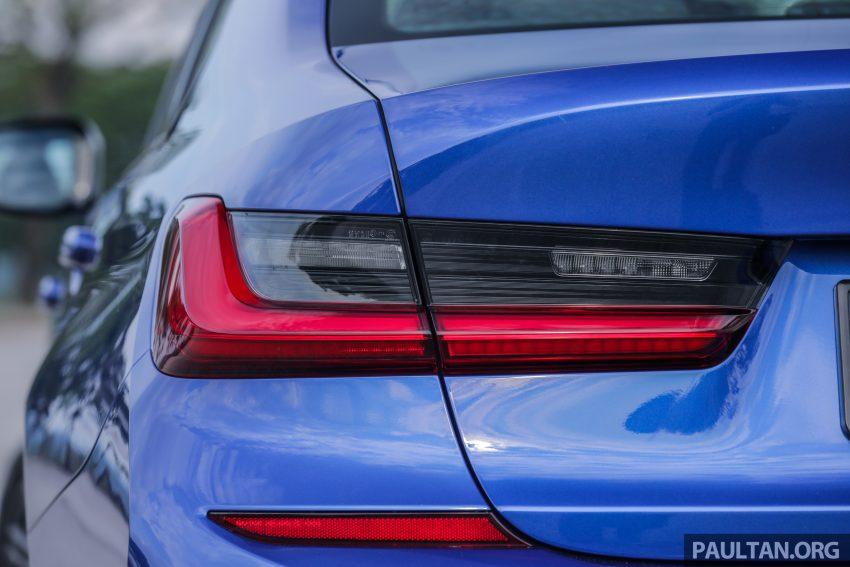 新车试驾:G20 BMW 330i M Sport,操控驾驶迷的首选! Image #104560
