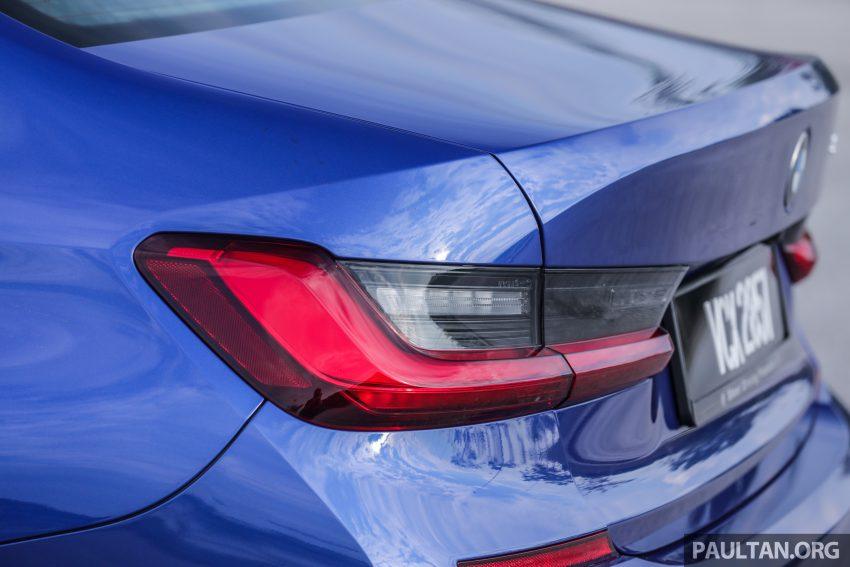 新车试驾:G20 BMW 330i M Sport,操控驾驶迷的首选! Image #104561