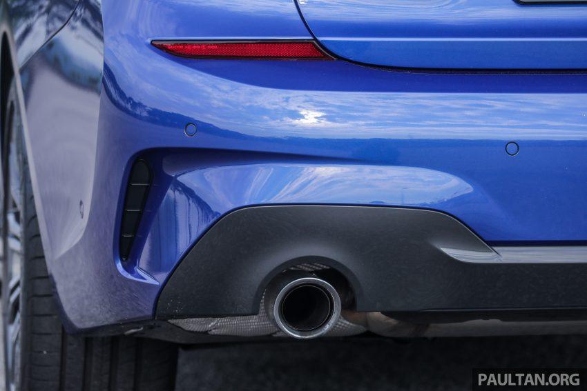 新车试驾:G20 BMW 330i M Sport,操控驾驶迷的首选! Image #104562