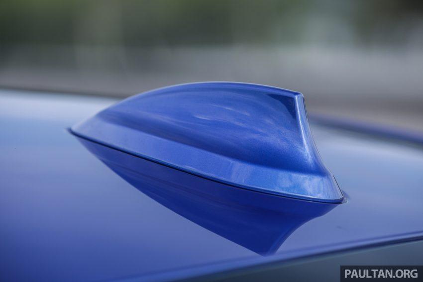 新车试驾:G20 BMW 330i M Sport,操控驾驶迷的首选! Image #104565