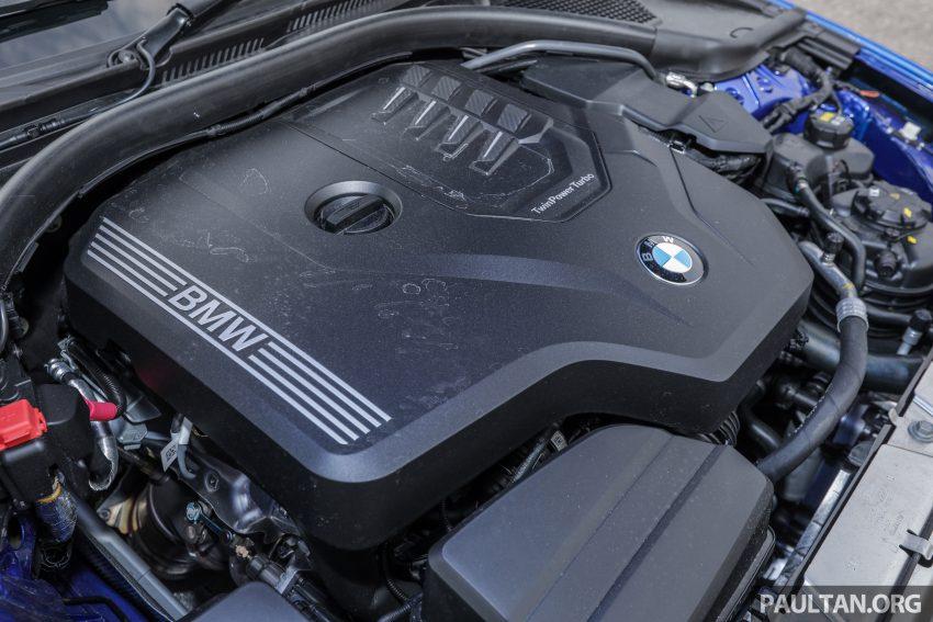新车试驾:G20 BMW 330i M Sport,操控驾驶迷的首选! Image #104568