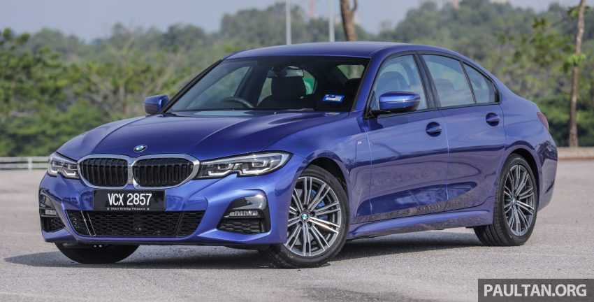 新车试驾:G20 BMW 330i M Sport,操控驾驶迷的首选! Image #104535