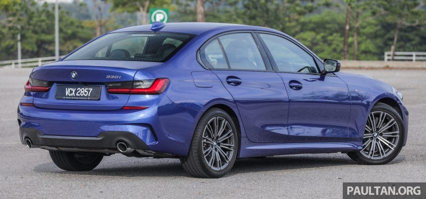 新车试驾:G20 BMW 330i M Sport,操控驾驶迷的首选! Image #104536