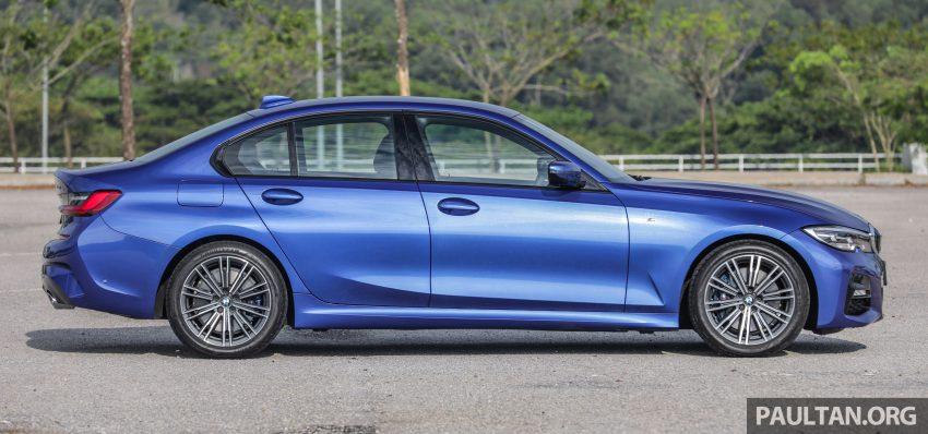 新车试驾:G20 BMW 330i M Sport,操控驾驶迷的首选! Image #104540