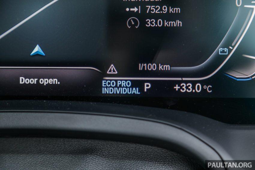 新车试驾:G20 BMW 330i M Sport,操控驾驶迷的首选! Image #104578