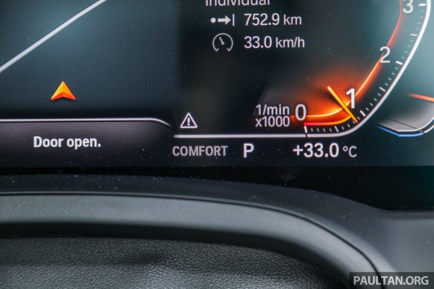 新车试驾:G20 BMW 330i M Sport,操控驾驶迷的首选! Image #104579