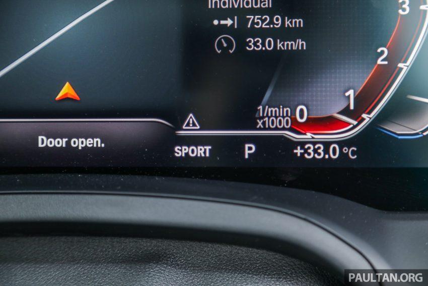 新车试驾:G20 BMW 330i M Sport,操控驾驶迷的首选! Image #104580