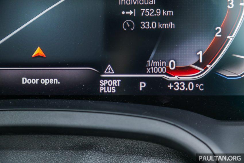 新车试驾:G20 BMW 330i M Sport,操控驾驶迷的首选! Image #104582