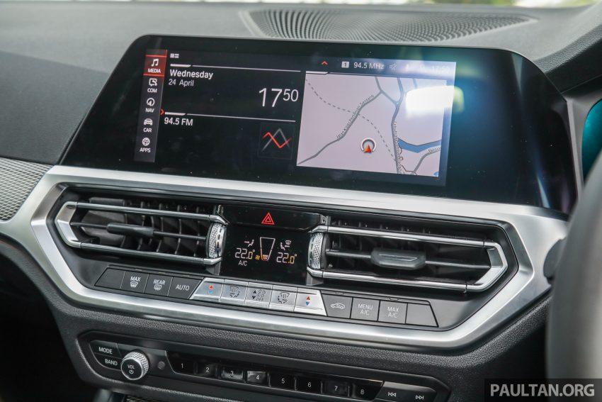 新车试驾:G20 BMW 330i M Sport,操控驾驶迷的首选! Image #104584