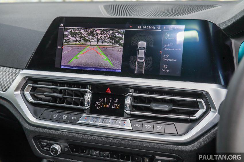 新车试驾:G20 BMW 330i M Sport,操控驾驶迷的首选! Image #104585