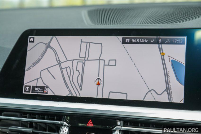 新车试驾:G20 BMW 330i M Sport,操控驾驶迷的首选! Image #104590