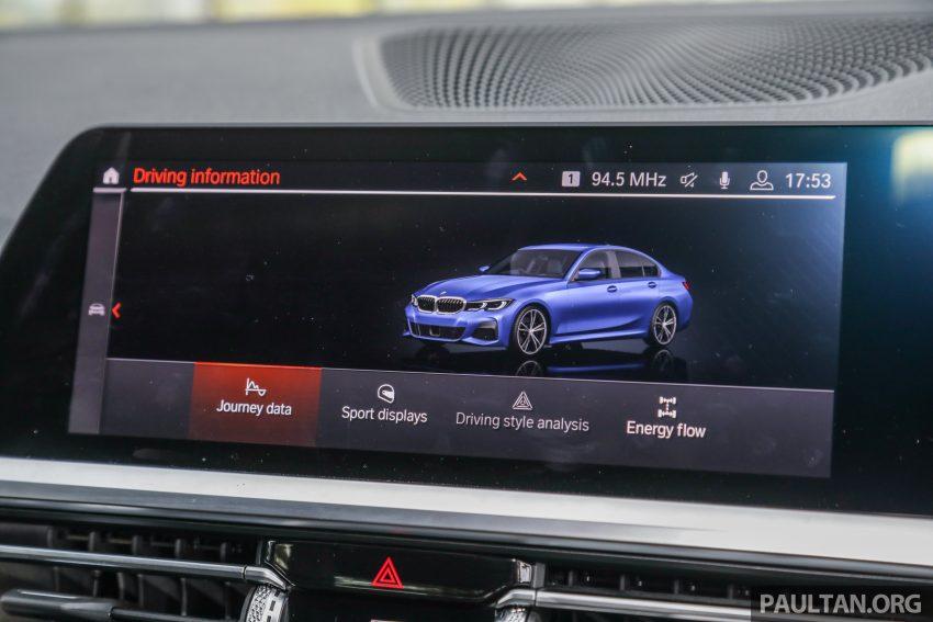 新车试驾:G20 BMW 330i M Sport,操控驾驶迷的首选! Image #104592