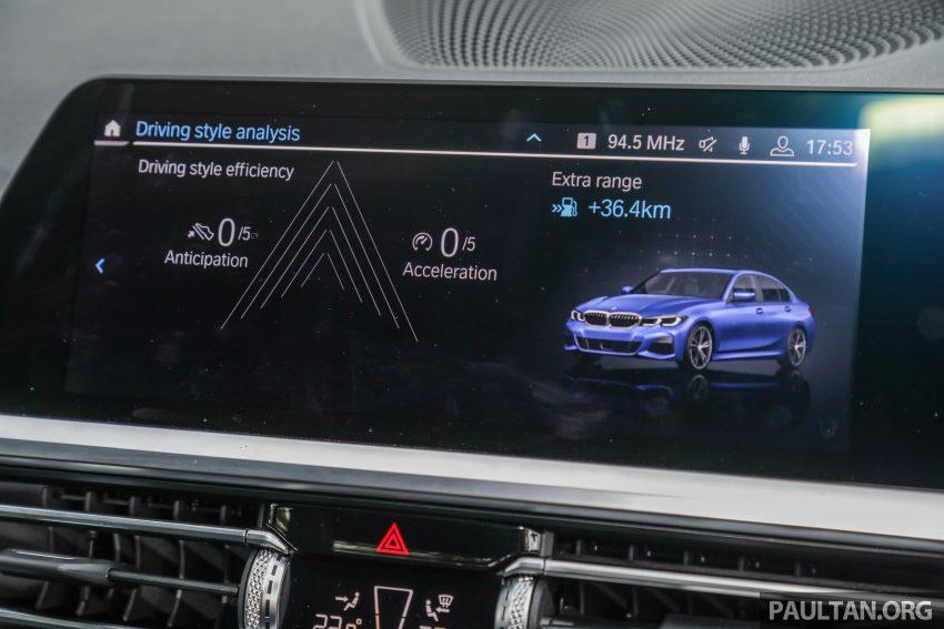 新车试驾:G20 BMW 330i M Sport,操控驾驶迷的首选! Image #104596