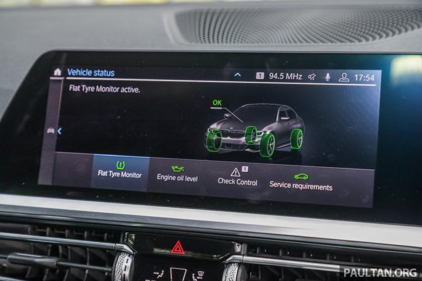 新车试驾:G20 BMW 330i M Sport,操控驾驶迷的首选! Image #104597
