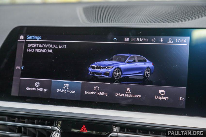 新车试驾:G20 BMW 330i M Sport,操控驾驶迷的首选! Image #104598