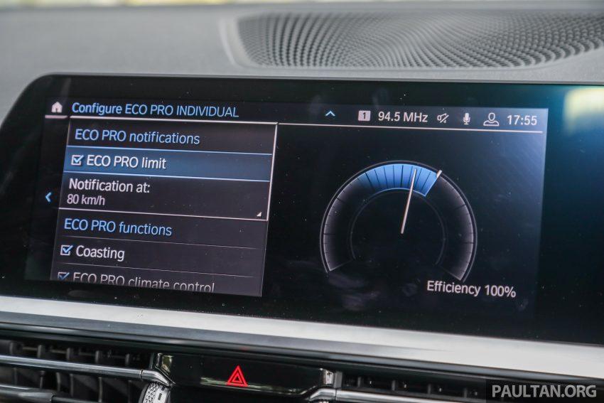 新车试驾:G20 BMW 330i M Sport,操控驾驶迷的首选! Image #104601