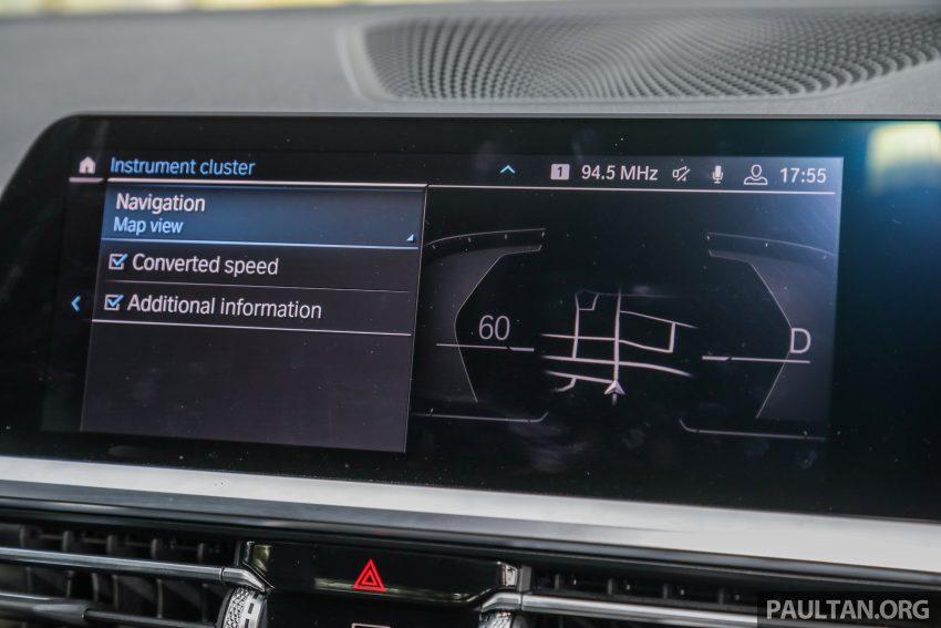 新车试驾:G20 BMW 330i M Sport,操控驾驶迷的首选! Image #104603