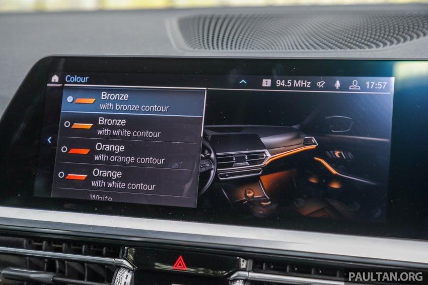 新车试驾:G20 BMW 330i M Sport,操控驾驶迷的首选! Image #104607
